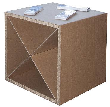 Cubo-arredo-cartone