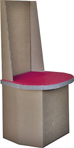 Trono-tubo-sedia-in-cartone
